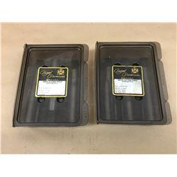 (6) REGAL 020467AS M22X1.5 HSG D3 4FL BTM TAP