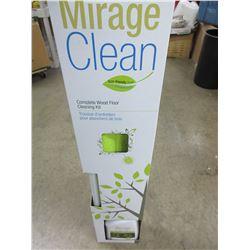 New Mirage Clean Hardwood Floor Cleaner / comes with 1 liter spray clean