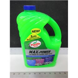 New Car Wash MAX - POWER by Turtle Wax / 2.95 liter