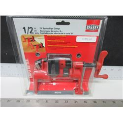 "New Bessy 1/2"" H- Series Pipe Clamps"