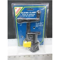 "New Samona Cast Heavy Duty 3/4"" Pipe Clamp for Gluing"