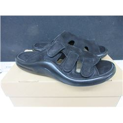 Women's Slip on Summer Shoes with velcro size 6.5 -7 / made in Portugal