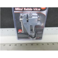 New 1-1/2 inch Mini Table Vise