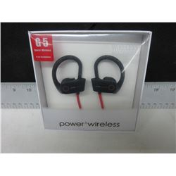 New Power3 Wireless G5 Sport Headphones with Mic and more