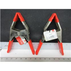 2 new Large Bessey Clamps XM7-3""
