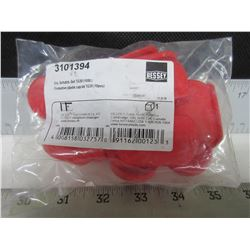 New Bessey Clamp Replacement Pad Kit / New Pads for 10 Clamps