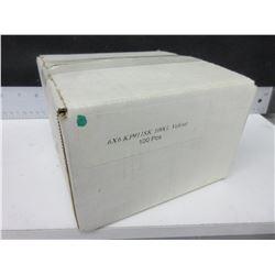 VSM 6 X 6  KP911SK / 100 grit / 100pc Sanding Disks