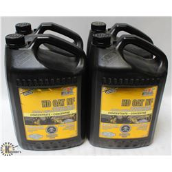 CASE OF 4 TURBO POWER HD OAK FM ANTIFREEZE/COOLANT