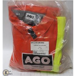 AGO ULTRA SOFT INSULATED PARKA SIZE 52