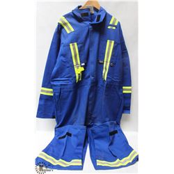 IRF WORKWEAR FIRE RETARDANT COVERALL SIZE 50T