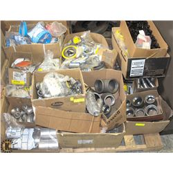 PALLET OF COMMERCIAL & INDUSTRIAL HARDWARE