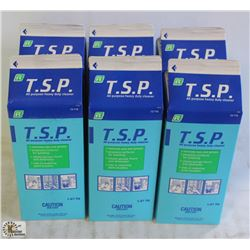 CASE OF COMMERCIAL T.S.P. ALL-PURPOSE HD CLEANER