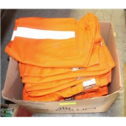LARGE BOX OF MANY HI-VIZ BIG BILL WORKPANTS