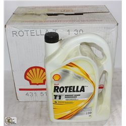 CASE OF ROTELLA T1 STRAIGHT MONOGRADE MOTOR OIL