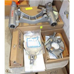LOT OF ASSORTED RIGID PRODUCTS: CARRIAGE ASSEMBLY