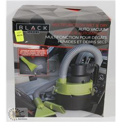 BLACK SERIES MULTIFUNCTION WET AND DRY AUTO