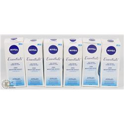 BAG OF 6 NIVEA ESSENTIALS DAY CREAM