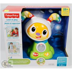 FISHER-PRICE LEARN AND PLAY DANCE AND MOVE