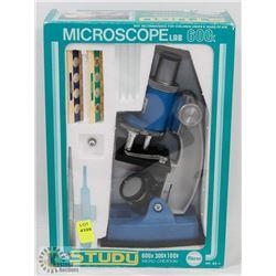 STUDY MICROSCOPE LAB