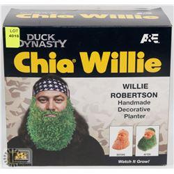 DUCK DYNASTY CHIA WILLIE