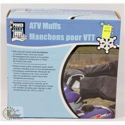 POWERFIST ATV MUFFS