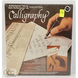 FACTORY SEALED CALLIGRAPHY PEN BY SHEAFFER