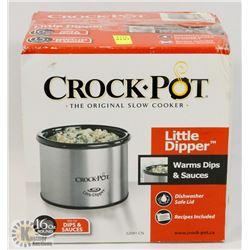 CROCKPOT LITTLE DIPPER 16OZ WARMER