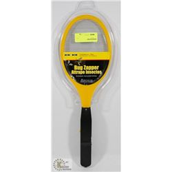 NEW! BATTERY OPERATED BUG ZAPPER - YELLOW