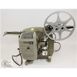 VINTAGE SEKONIS SUPER 8 MOVIE PROJECTOR.