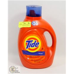 TIDE 64 LOAD LIQUID DETERGENT