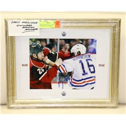 DARCY HORDICHUK GUARANTEED AUTHENTIC AUTOGRAPH