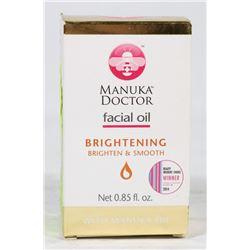 MANUKA DOCTOR BRIGHTENING FACIAL OIL
