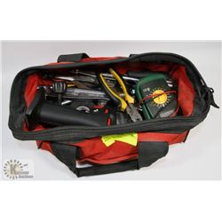 RED BAG OF TOOLS
