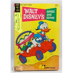 PACK OF VINTAGE DISNEY COMICS FROM 20 CENT ERA