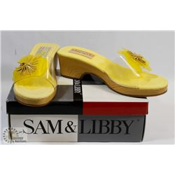 NEW IN BOX SAM & LIBBY PLATFORM SHOE 70 DOLLARS