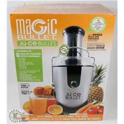 NEW MAGIC BULLET JUICE  8 PIECE