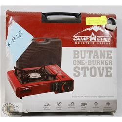 CAMP CHEF BUTANE ONE BURNER PORTABLE