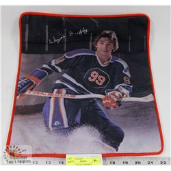 VINTAGE OILERS GERTZKY PILLOWCASE