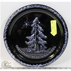 BLUE MOUNTAIN POTTERY 1976 CHRISTMAS NOEL COLLECTION