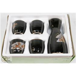 MADE IN JAPAN SAKE SET.