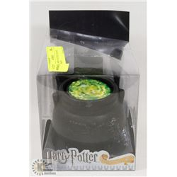 NEW HARRY POTTER CERAMIC CAULDRON