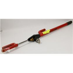 CLUB STEERING WHEEL LOCK WITH KEY