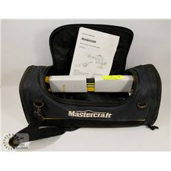 MASTERCRAFT MULTI CUTTER PRECISION SAW AND LEVEL