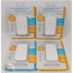 SEALED SET OF 4 SWITCHMATE'S