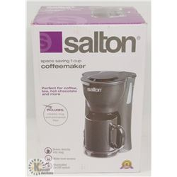 SALTON COMPACT COFFEE MAKER