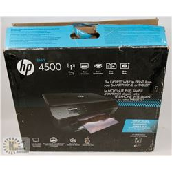 HP ENVY 4500 WIRELESS PRINTER, SCAN, COPY PRINTER