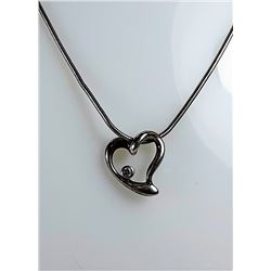 """16)  925 STAMPED SILVER 16"""" SNAKE CHAIN"""