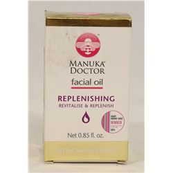 NEW MANUKA DOCTOR REPLENISHING FACIAL OIL