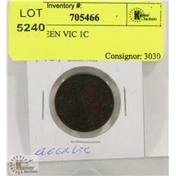 1901 QUEEN VIC 1C