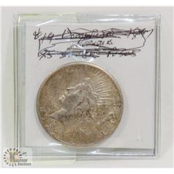 1922 USA SILVER DOLLAR